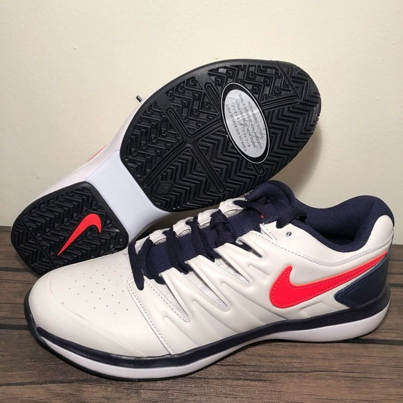Nike Air Zoom Prestige Leather Men s Tennis Shoes 088652f7f